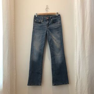 Straight leg American Eagle jeans